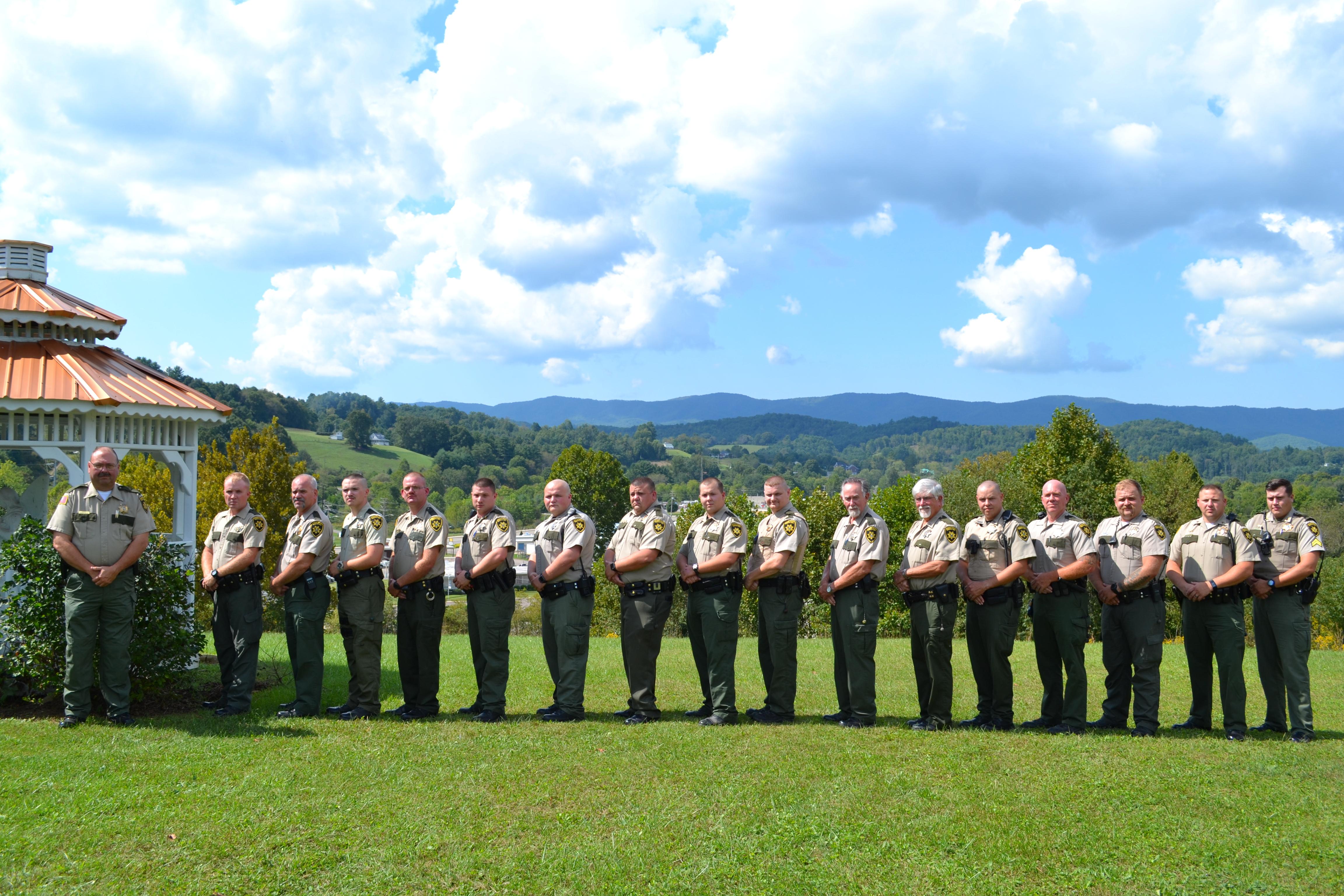 Johnson County Sheriff's Department – Mountain City
